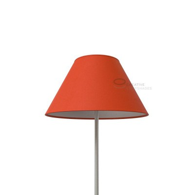 Chinese lampshade with Lobster Cinette covering