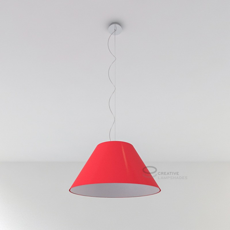 Chinese lampshade red lumiere cover chinese lampshade with red lumiere covering aloadofball Image collections