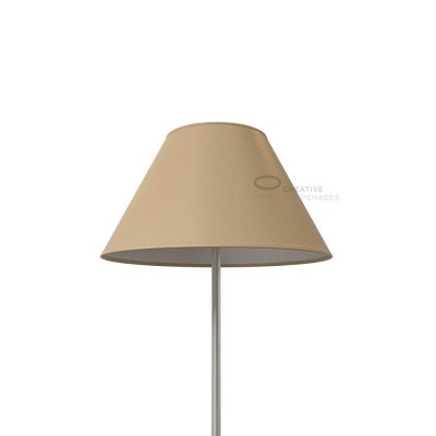 Chinese lampshade with Turtledove Arenal covering