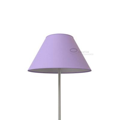 Chinese Lampenschirm Lila Leinwand