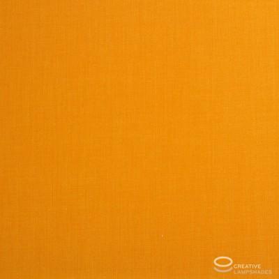 Empire Lamp Shade Mandarine Orange Canvas covering