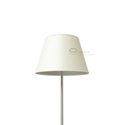 Empire Lamp Shade Milk Palmeras covering