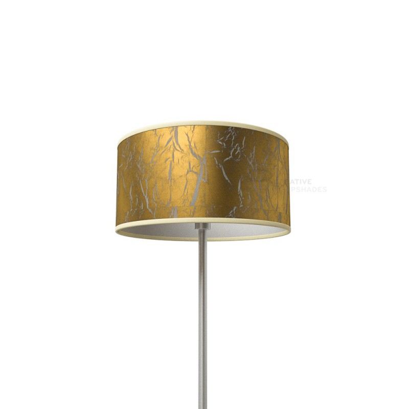 Golden Persia Cylinder Lamp Shade