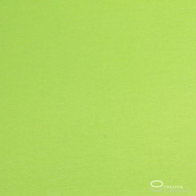 Oval verkleideter Lampenschirm Pistaziengrün Cinette